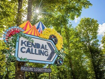 Kendal Calling 2019 Tickets Emperors Field & Main Event & Thursday Entry!!!