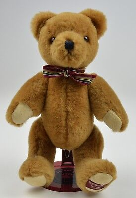 Boyds Bears 20th Anniversary Edition 1979-1999 Matthew Bear Tall Teddy Retired