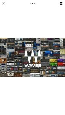 WAVES MANNY MARROQUIN Distortion AAX + Mixing Lessons + 24hr