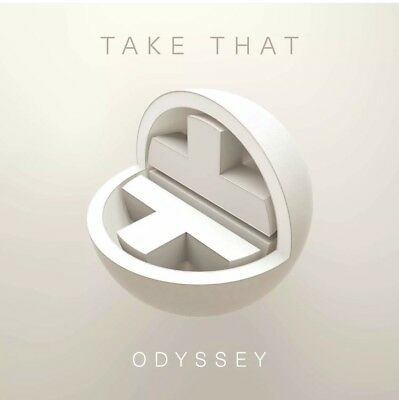 Take That Odyssey 2 Cd - New Release November 2018 +++Free Fast Delivery +++