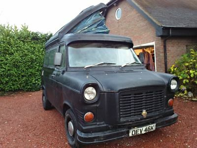 Ford Transit MK1, SWB, Westfalia, Campervan, 26K, Bananna Engine, Project