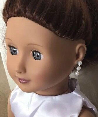 Earrings Our Generation Doll, 18 Inch Doll, American Girl, OG, Jewellery