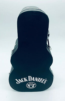 Jack Daniels Limited Edition Guitar Case Box With Stopper New Without Bottle NEW
