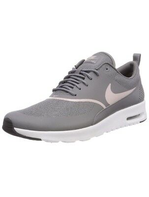 finest selection 62493 193a8 Women Nike Air Max Thea Athletic Shoe Gun smoke Particle Rose 599409-029