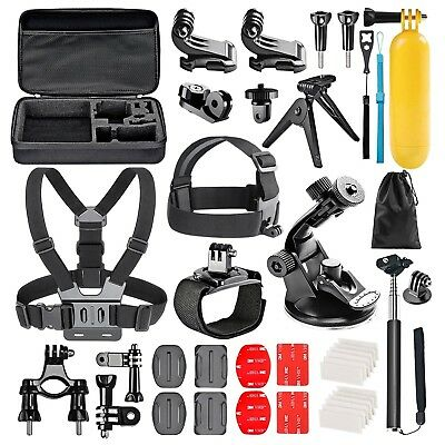 Followsun 38-In-1 Sports Action Camera Accessories Kit for GoPro Hero/Session...