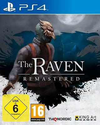 """The Raven Remastered - [PS4] """"NEU & OVP"""""""