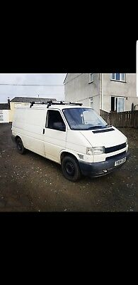 4819bed9847dc7 Volkswagen Vw Transporter T4 1.9Td Camper Day Van Boarded Out Insulated  Project