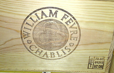 1bt William Fevre -  Chablis GC Valmur 2007