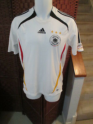 1c681a19a NWT ADIDAS WORLD Cup 2018 Germany Prematch Training Jersey Men s ...