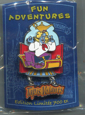 Pin Disneyland Paris DLP Série Fun Adventures