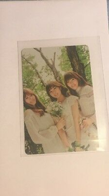 GFRIEND GROUP Official PHOTOCARD Lots Of Love LOL
