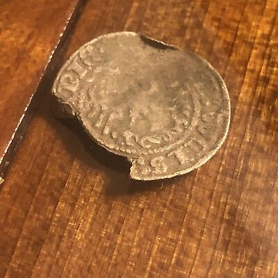 Authentic Silver Medieval European Coin Artifact Ancient Collectors $225.00, #3