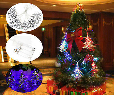 3M 10 LED String Party Fairy Light XMAS Christmas Tree Lamp Battery Operated US