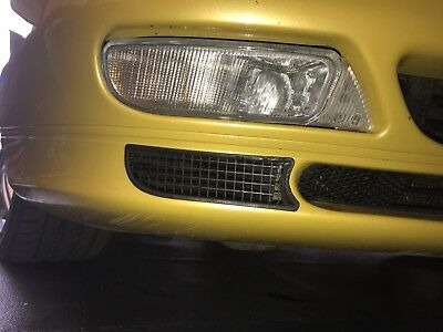60625121 Or 60625124 alfa front grill gtv spider 916