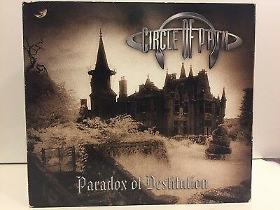 Circle of Pain - Paradox of Destitution CD