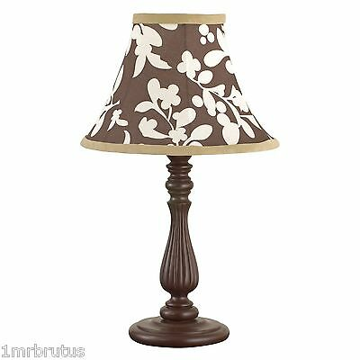 Cocalo Pewter Lamp Base Shade Neutral S Nursery