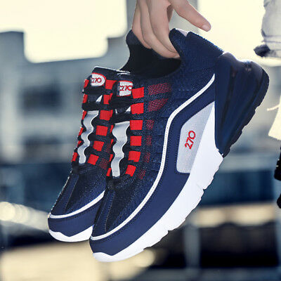 Mens Shoes Casual Sneaker Fashion Athletic Sports Shoe Outdoor Running Breathabl