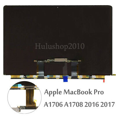 """Brand New 13.3"""" MacBook Pro A1706 A1708 2016 2017 LED LCD Display Screen Panel"""