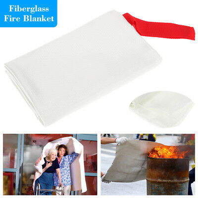 Shelter Outfire Carpet Fire Blanket Fiberglass Cloth Extinguishers Tent