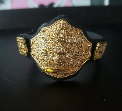 Wwe World Heavyweight Championship Belt Jakks Wrestling Figure