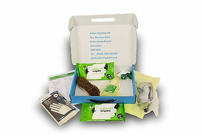 Graffiti Removal Kit - Safe easy-off graffiti remover and anti-graffiti wipes