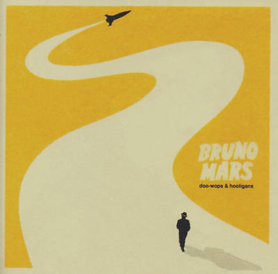 Bruno Mars - Doo-Wops & Hooligans + 2 Bonus Tracks (CD-Album) 2011