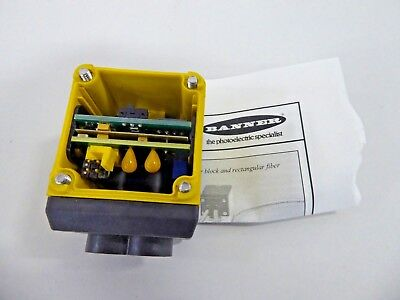 Banner 27402 Fiber Optic Sensor Head