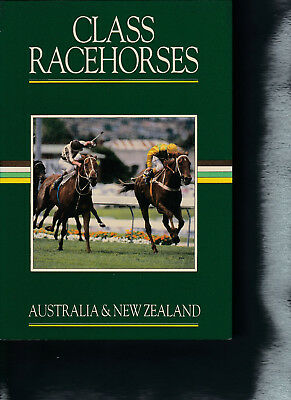 AAP Class Racehorses of Australia & New Zealand complete series