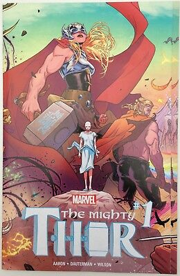 The Mighty Thor #1 #2 #3 #4 #5 #6 #7 #8 #9 #10 Vol.2 2016 Marvel all 1st Prints