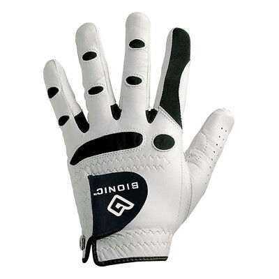 NEW Bionic StableGrip Natural Fit Golf Gloves - Pick Size,Quantity,Fit,Gender!!