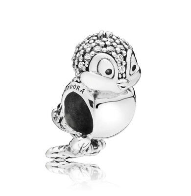 Original Pandora DISNEY Charm bead Snow White's Bird 797166CZ Neu