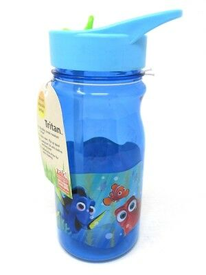 ec19c50202 ZAK DESIGNS TRITAN Finding Dory Water Bottle 16.5 oz Flip Up Spout ...