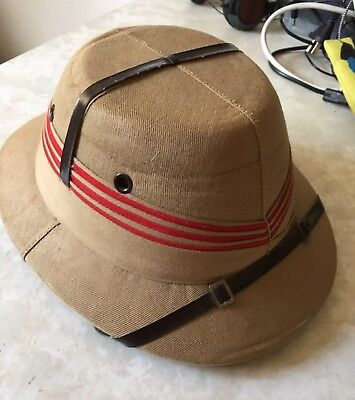 Genuine Vintage Devichands Indian Pith Helmet