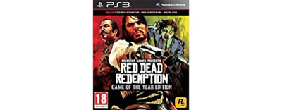 Ps3-Red Dead Redemption: Game Of The Year Edition Essential (UK IMPORT) GAME NEW