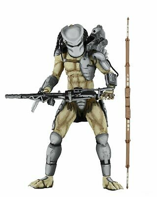 "Alien vs Predator (Arcade) - 7"" Scale Action Figure - Warrior Predator - NECA"