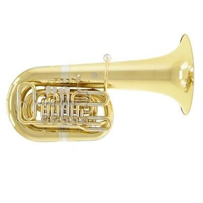 Coppergate Professional C Tuba, By Gear4music-DAMAGED-RRP £1499