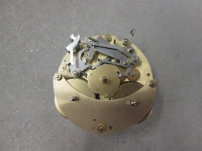 Hermle Ship's Bell Clock Movement 132-071 or 132-041 Running Striking 11 Jewels