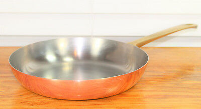 Paul Revere Limited Ed Copper Cookware Oval Pan Fish