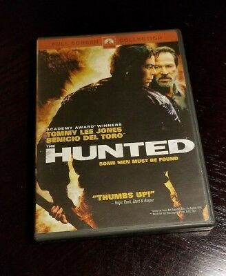 The Hunted (Full Screen Edition) DVD