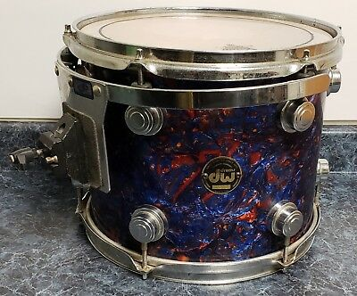 DW 12x10 Collector Series Tom Drum 1990's