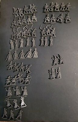 Citadel Miniatures C30 AMAZONS 61 mixed figures MASSIVE army Oldhammer warhammer