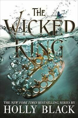 NEW The Folk of the Air : The Wicked King By Holly Black Paperback Free Shipping