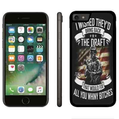 United States Army Flag Phone TPU Case Cover For iPhone 6 6s 7 8 plus Xr Xs max