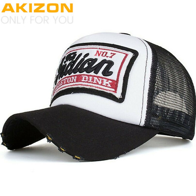 Unisex Trucker Cap Spring Summer New Sun Hat Shading Caps Fashion Style Casual