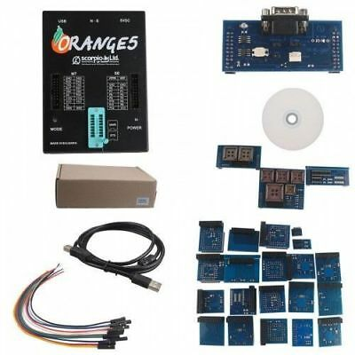 Orange 5 Programmer Device Newest Version and Software Adapter