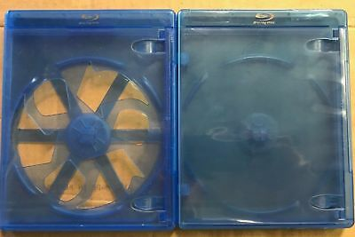 Empty Case - To BE ADDED TO PURCHASES OF DVDS or BLU-Ray Without Cases.