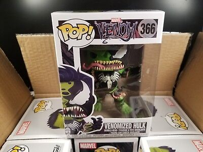 Funko Pop Marvel Venom 366 Venomized Hulk