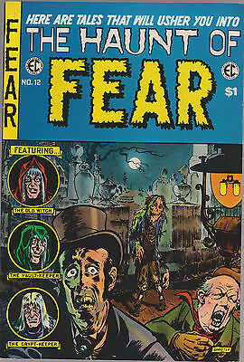 Haunt of Fear #12 EC reprint 1973 VG