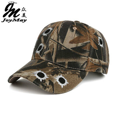 Joymay  Spring Summer New Unisex Couple Camouflage Baseball cap Adjustable