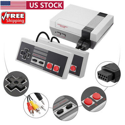 Retro Handheld 4 Keys Games Console Built-in 620 Classic Games For NES EU Plug